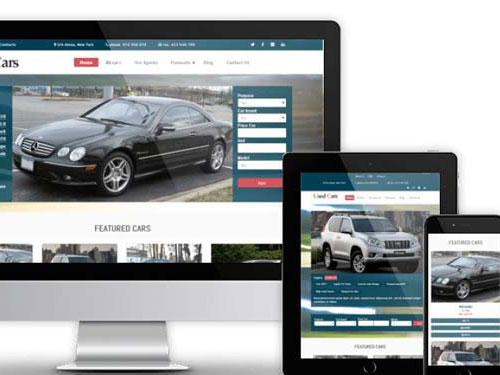 Araç Kiralama Sitesi